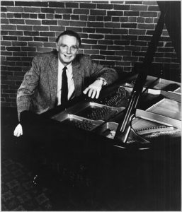 Dave McKenna in 1990, age 60