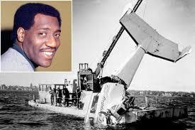 Otis Reading (1941-1967) and plane