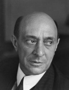Arnold Schoenberg (1874-1951)