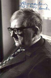 Dmitri Shostakovich in 1974