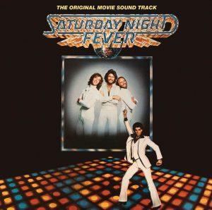 Saturday Night Fever Album Cover