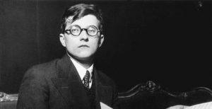 Dmitri Shostakovich in 1933