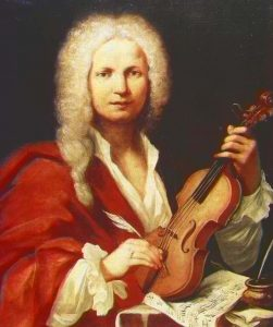 Probable portrait of Antonio Vivaldi, ca. 1723