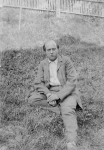 Arnold Schoenberg in 1903