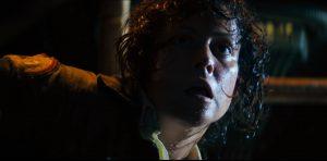 Ripley - Scene from Aliens