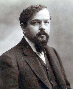 Claude Debussy ca. 1908