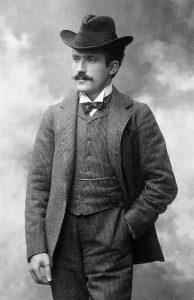 Arturo Toscanini (1867-1957) ca. 1900