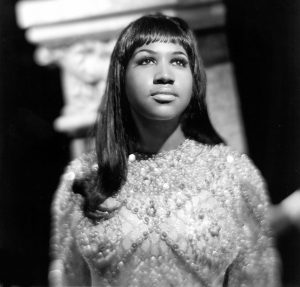 Aretha Franklin (1942-2018) in 1967