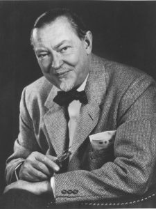 Composer Howard Hanson (1896-1981)