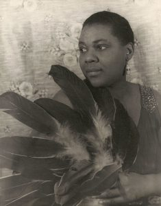 Bessie Smith (1894-1937) in 1936