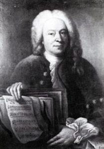 Johann Christoph Graupner