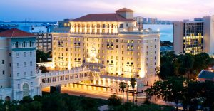 The Fort Harrison Hotel in Clearwater Florida