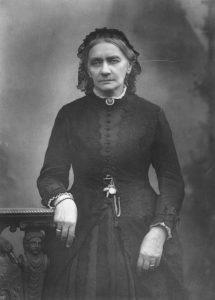 Clara Schumann circa 1890