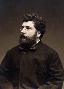 Georges Bizet in 1875