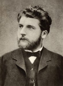 Georges Bizet circa 1860