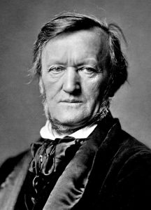 Richard Wagner (1813-1883) in 1871