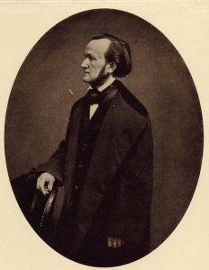 Richard Wagner (1813–1883) in 1860