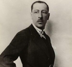 Igor Stravinsky (1882-1971) in the early 1920s