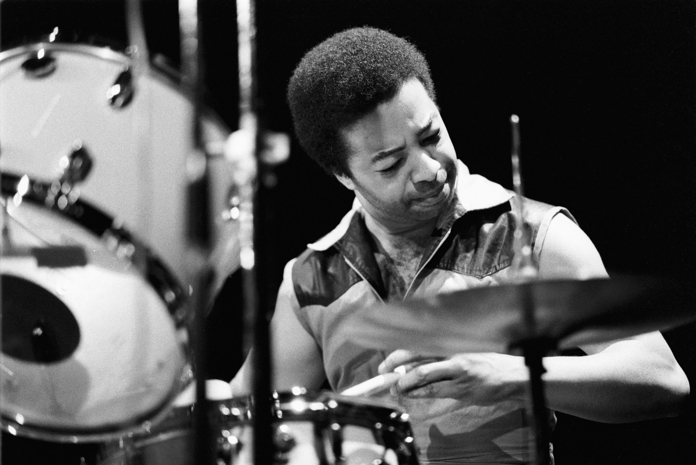 Tony Williams in 1984