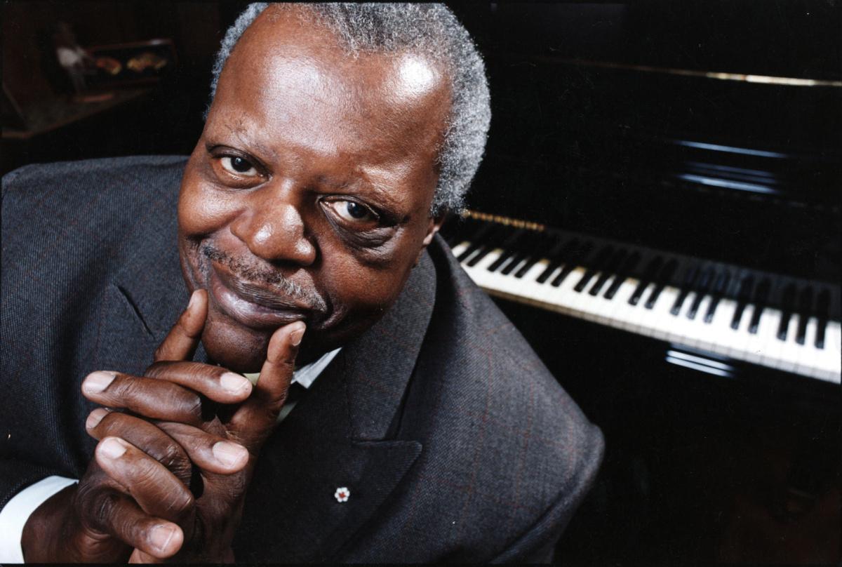 Oscar Emmanuel Peterson (1925-2007)