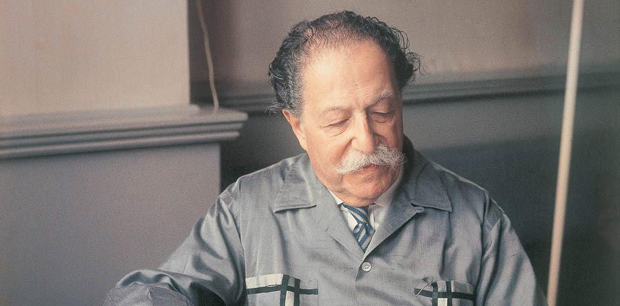 Pierre Monteux in 1952