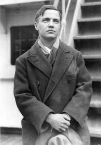 George Antheil in 1927