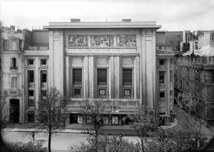 Théâtre des Champs-Élysées, 15 avenue Montaigne, Paris