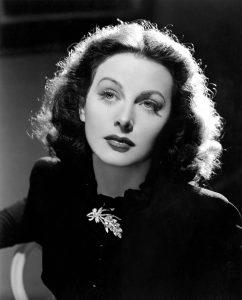 Hedwig Eva Maria Kiesler (Hedy Lamarr)