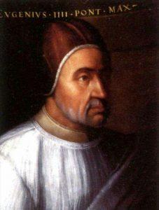 Gabriele Condulmer/Pope Eugene IV