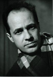 Pierre Boulez circa 1955