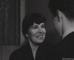 Galina Ustvoslkaya in 1959