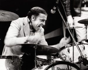 Buddy Rich, circa 1968