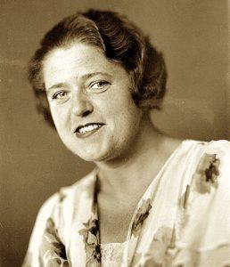 Lotte Lehmann circa 1935