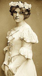 Lehmann circa 1910, age 22
