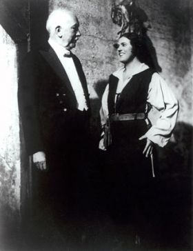 Lehmann with Richard Strauss