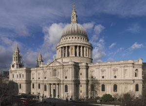 Christopher Wren: St. Paul's Cathedral, London