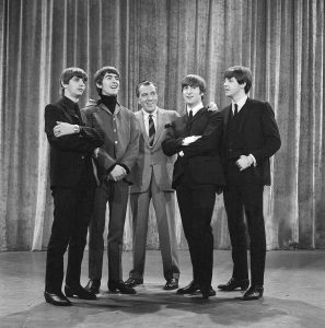February 9, 1964: The Beatles with Ed Sullivan on The Ed Sullivan Show