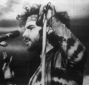 Jerry Rubin (1938-1994) in 1970
