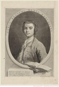 Farinelli in 1735, age 28