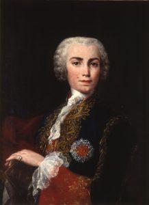 Farinelli ca. 1752 (age 47), by Jacopo Amigoni