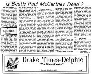 Drake Times-Delphic, September 17, 1969