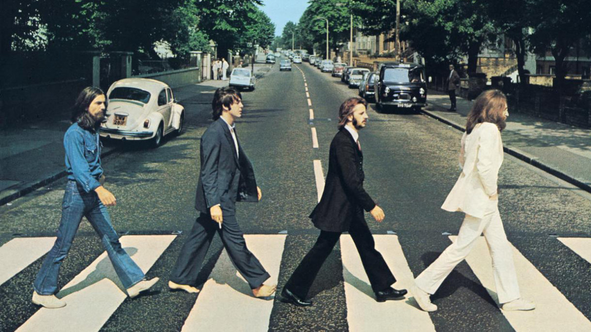 Cover photo for Abby Road