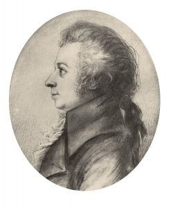 Wolfgang Mozart 1789, by Doris Stock