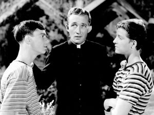 Crosby as Father O'Malley in Going My Way