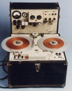AEG Magnetophon type K4 sp