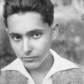 Georg Solti at age 15