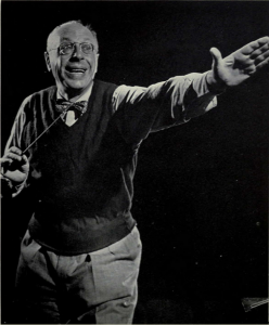George Szell in 1956