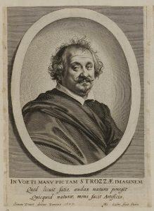 Giulio Strozzi (1582-1652) in 1627