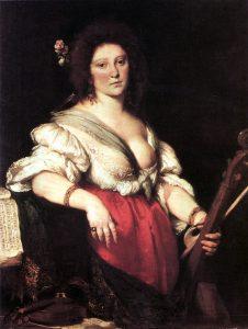 Barbara Strozzi (1619-1677) circa 1639