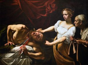 Caravaggio: Judith and Holofernes